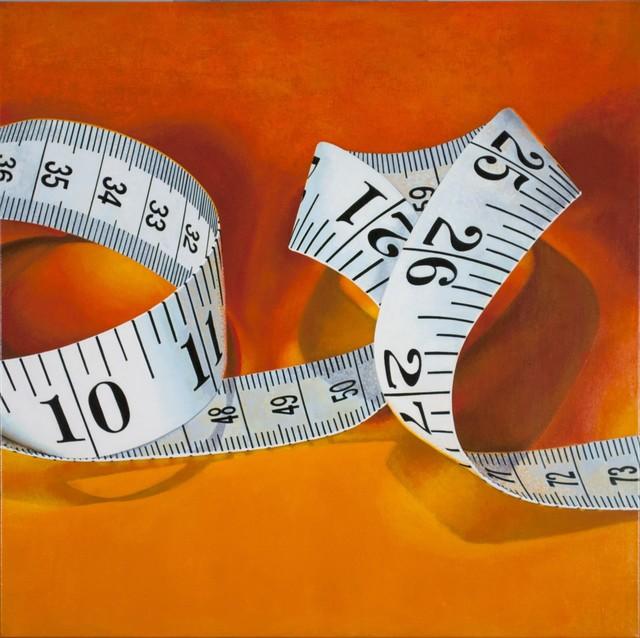 Cynthia Poole, 'Tape Measure II', Plus One Gallery