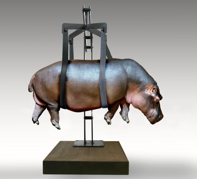 , '(MVC) Peso del Tempo Sospeso / Hippopotamus,' 2017, ARTION GALLERIES