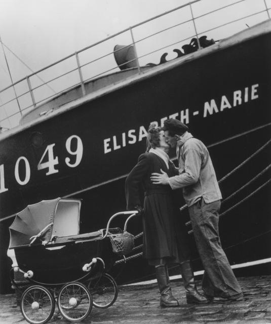 , 'Le Départ du morutier,' 1949, Argentic