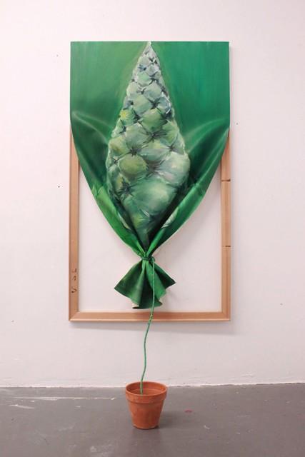 , 'Hermit No.1,' 2018, Zhou B Haus der Kunst