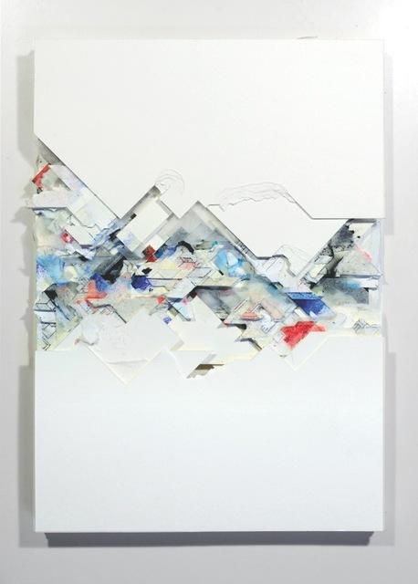 , 'interburden,' 2014, ALICE Gallery