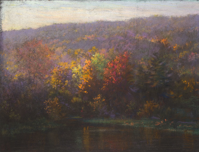 , 'AUTUMN REFLECTIONS,' , Jerald Melberg Gallery