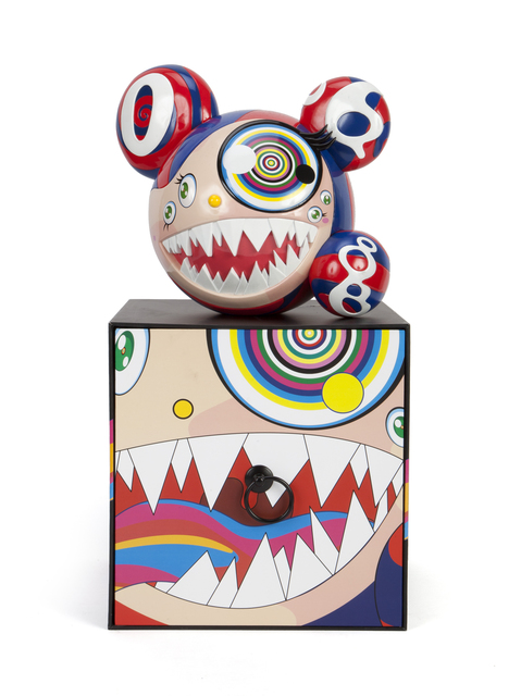 Takashi Murakami, 'ComplexCon: Mr. DOB', 2016, Julien's Auctions