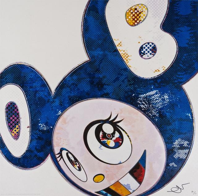 Takashi Murakami, 'And Then X 727 (Ultramarine: GUNJO)', 2003, Forum Auctions