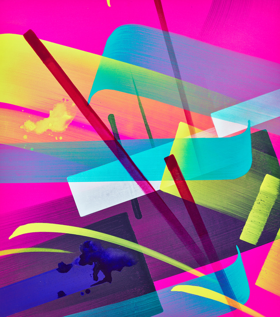 , 'Pink Power,' 2018, KOLLY GALLERY