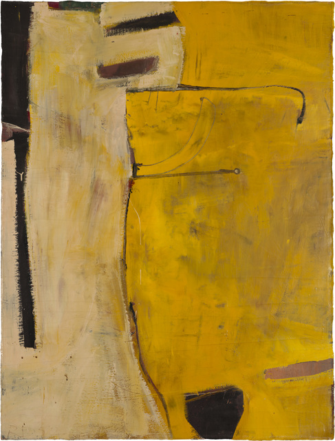 , 'Untitled (Albuquerque),' 1952, Richard Diebenkorn Foundation