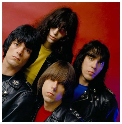 Mick Rock, 'The Ramones, New York', 1979, The Bonnier Gallery
