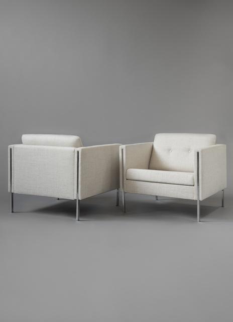 , 'Pair of armchairs 442,' 1960, Galerie Pascal Cuisinier