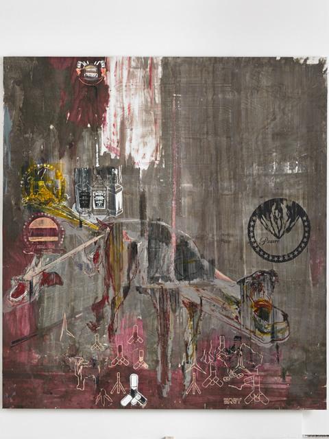 , 'Serf & Sweeper,' 2015, OSME Gallery