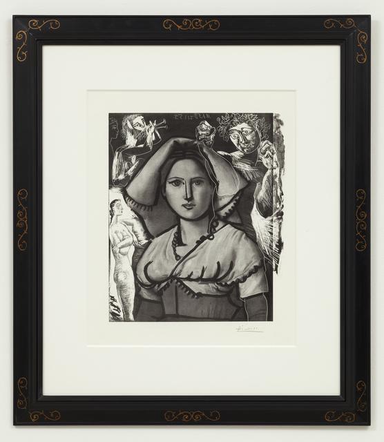 , 'L'Italienne,' 1953, Alan Cristea Gallery