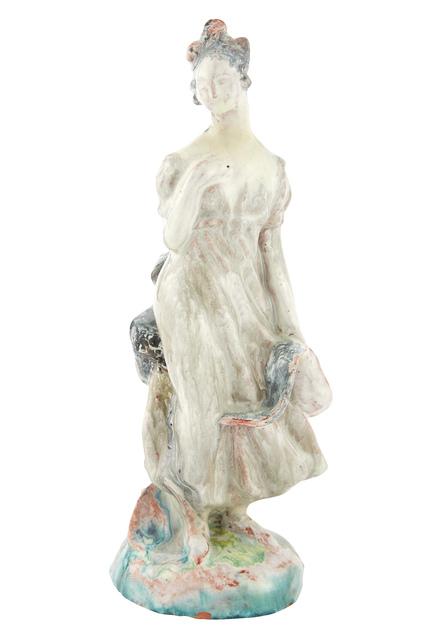 'Wiener Werkstätte Glazed Earthenware Figure of a Woman', Design/Decorative Art, Doyle