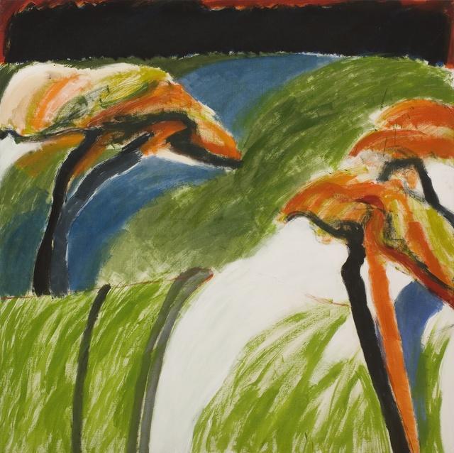 , 'Death's Way II,' 1969, Piano Nobile