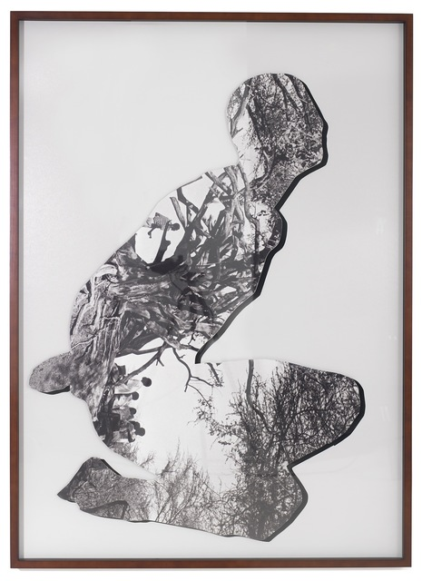 , 'Action 143-1,' 2015, Leila Heller Gallery