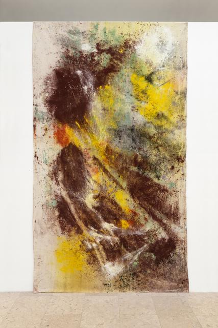 , 'Sea Painting Dunwich, September,' 2016, Gaudel de Stampa