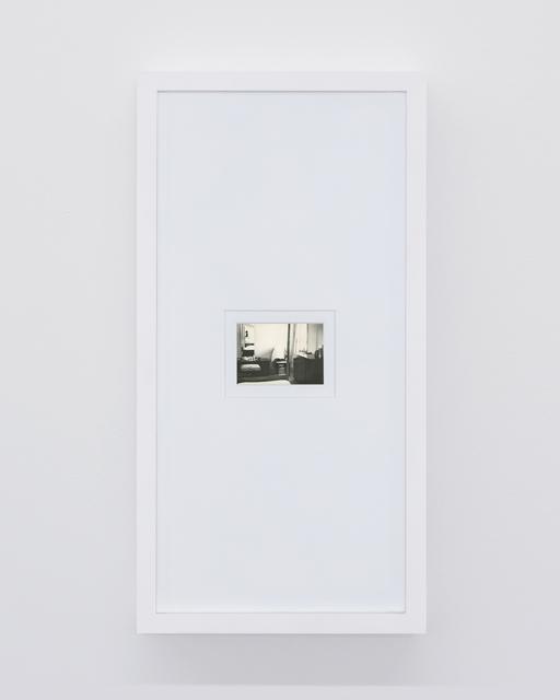 , 'THE GAZE OF MEDUSA (Self-Portrait),' 2016, Baert Gallery