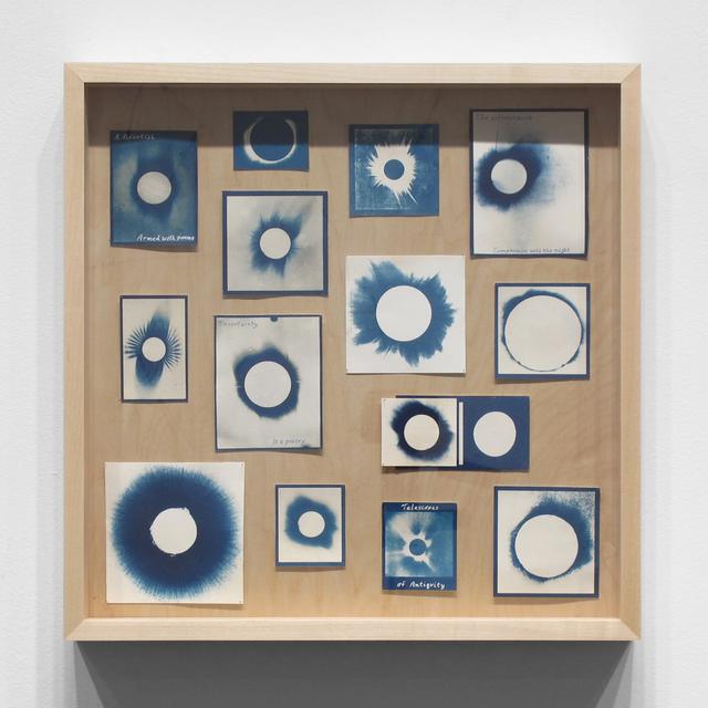 Dario Robleto, 'Telescopes of Antiquity', 2017, Inman Gallery