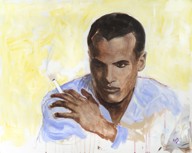 , 'Harry Belafonte,' 2017, Seager Gray Gallery