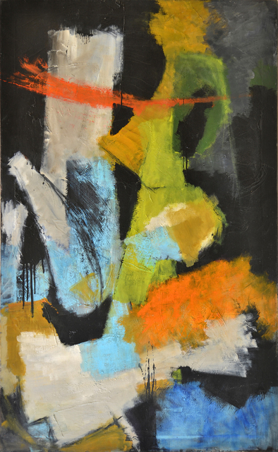 , 'Untitled,' 1958, Peyton Wright Gallery