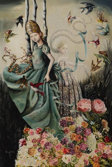 , 'The Gardener's Daughter,' , RJD Gallery