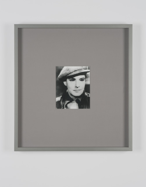 , 'Blind Robert (black eyes),' 2004, Dvir Gallery