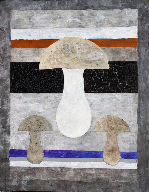 """, 'From the """"Mushrooms of Russian Avant-garde"""" series,' 2008, Profile"""