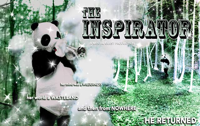 , 'Inspirator Poster,' 2001, Andréhn-Schiptjenko