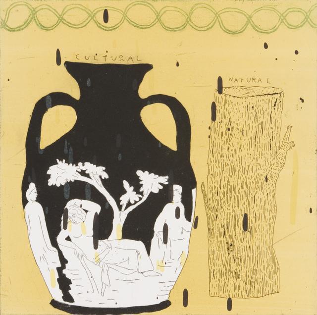 , 'Memorial,' 2006, Tandem Press
