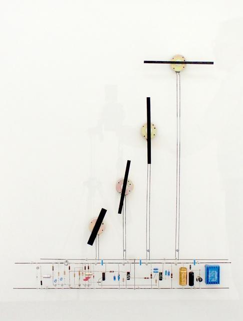 Peter Vogel, 'Drehflügel', 1998, DAM Gallery