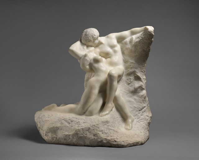 , 'Eternal Spring,,' Modeled ca. 1881-carved 1907, The Metropolitan Museum of Art