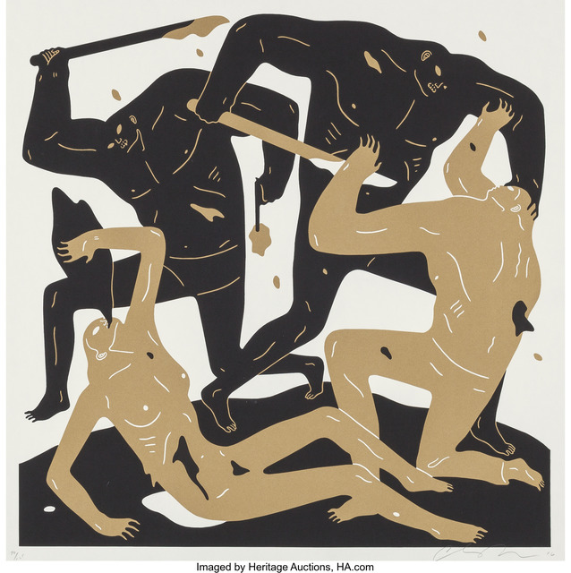 Cleon Peterson, 'Into the Sun (set of two works)', 2016, Heritage Auctions