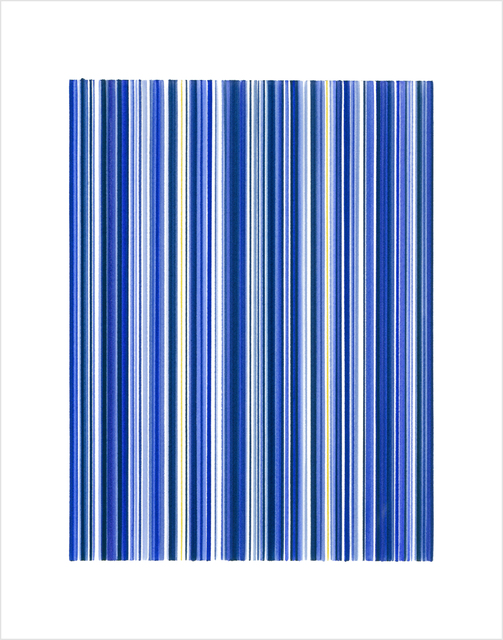 , 'Stripes CT01,' 2017, Tempe Digital