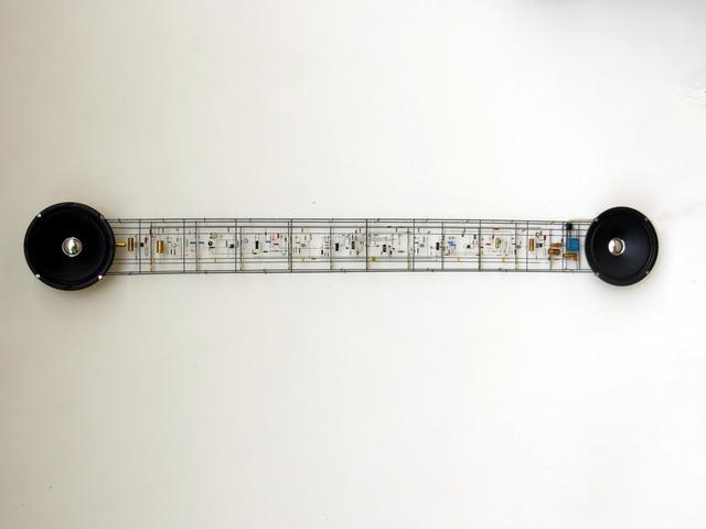 Peter Vogel, 'Tonfolgen & Percussion', 1999, Valmore Studio d'Arte
