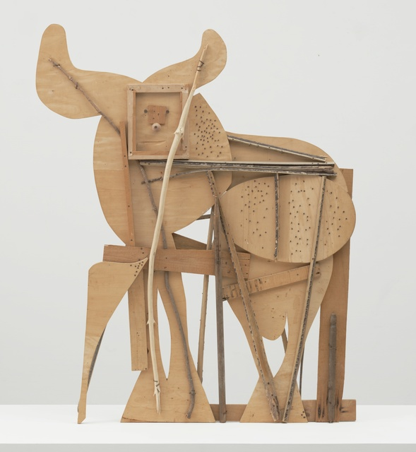 , 'Bull,' c. 1958, The Museum of Modern Art
