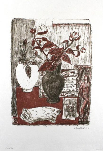, 'Stilleben,' 1965, Sylvan Cole Gallery