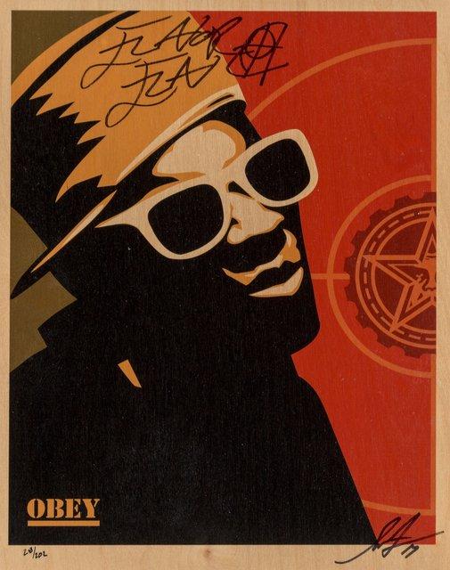 Shepard Fairey, 'Flavor Flav', 2011, Heritage Auctions