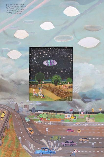 , 'Great Future / Big Winner,' 2016, Gregorio Escalante Gallery