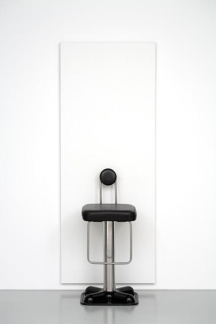 John M. Armleder, 'JC (Furniture Sculpture)', 2006, Galerie Mehdi Chouakri