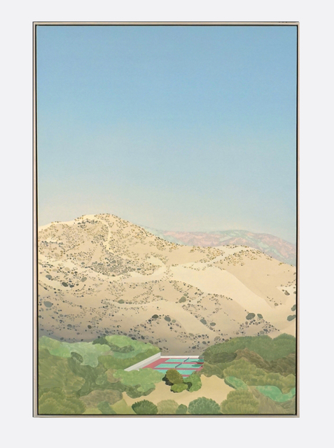 , 'Carbon Canyon 9,' 2016, ltd los angeles
