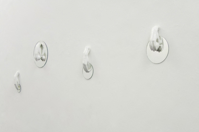 , 'Distanza e Menzogna,' 2011, Pinksummer