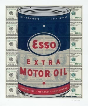 , 'Esso Oil Can,' 2006, Vertu Fine Art