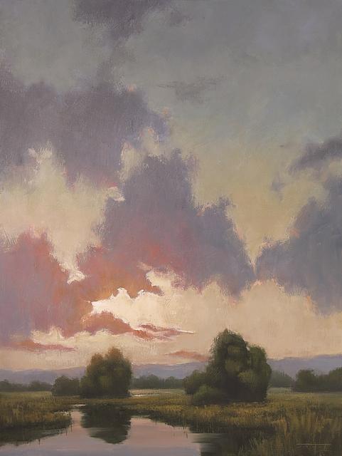 , 'Looking West,' 2019, Abend Gallery