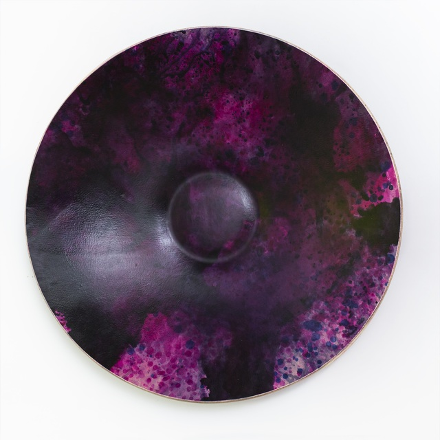 , 'Never Too Much Leather Bowl,' 2015, Etage Projects