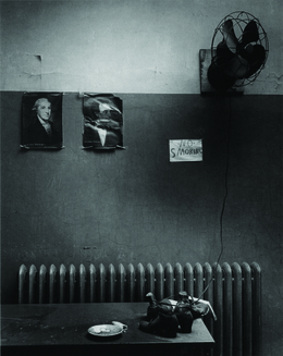 Shirley C. Burden, 'Ellis Island', 1956, Photography, Aperture Foundation