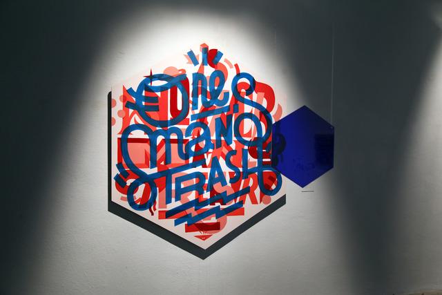 , 'One Man's Trash,' 2014, Underdogs Gallery