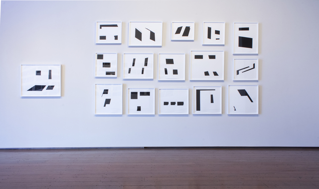 , 'JUMP CUTS,' 2014, Greg Kucera Gallery