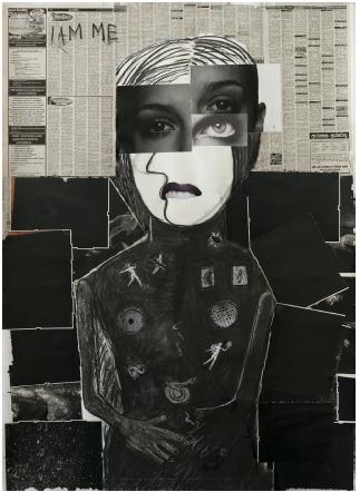 , 'I am me,' 2016, Saskia Fernando Gallery