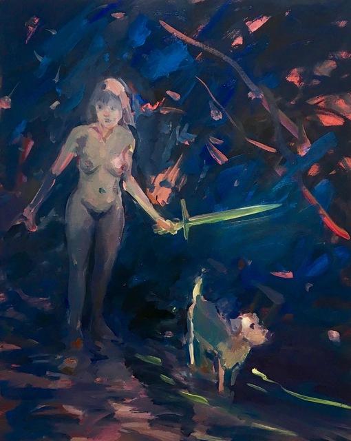 , 'Avenger,' 2019, Malin Gallery