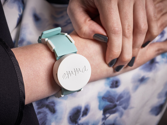 , 'Emma Watch (Prototype),' 2016, Cooper Hewitt, Smithsonian Design Museum