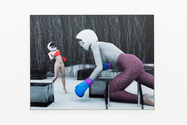 , 'Rivals,' 2017, Annka Kultys Gallery