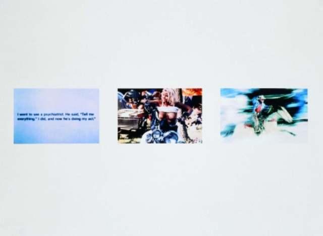 Richard Prince, 'Joke, Girlfriend, Cowboy', 2001, Photography, Color Print, Art Commerce